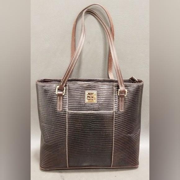 Dooney & Bourke Handbags - Dooney and Bourke Snakeskin Purse